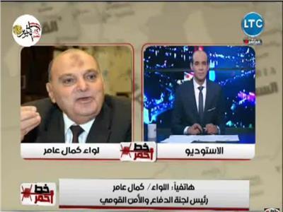 """بالفيديو.. كمال عامر: حرب أكتوبر ملحمة.. """"ومصر تستاهل نفديها بروحنا"""""""