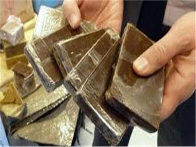 ضبط 100 كيلوجرام «حشيش» في القليوبية
