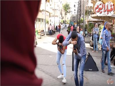 «استوديو بيلف الشارع».. قصة ماجد صلاح مع شوارع وسط البلد