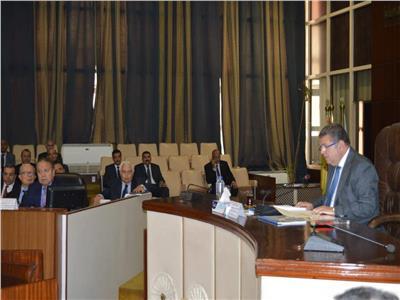 وزير قطاع الأعمال يرأس الجمعيتين العموميتين للشركة القابضة للنقل البحري والبري