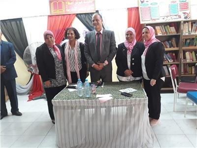 إدارة القاهرة الجديدة تقيم «الملتقى التربوي للمعلمين»
