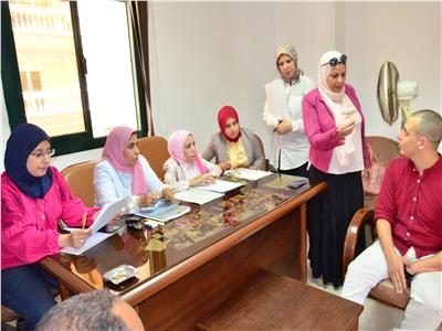 القوى العاملة: تدرب ذوي الاحتياجات الخاصة بالإسكندرية لتوظيفهم فيما يتناسب مع إعاقتهم