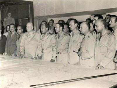 قادة القوات المسلحة في حرب أكتوبر 1973