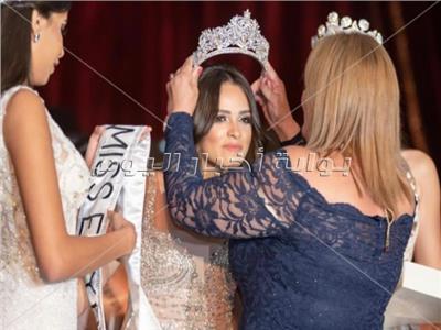 صور| ريم رأفت ملكة جمال مصر 2018