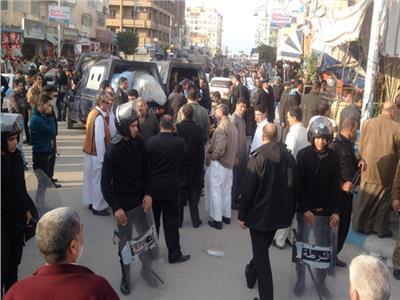 أمن القاهرة يضبط 11 شخصا بعد مشاجرة بالأسلحة النارية في حلوان