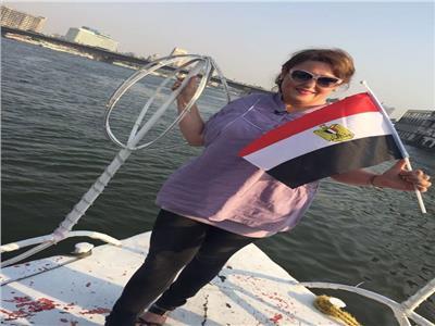 نهال عنبر: ارتفعت كرامة العرب بفضل فدائية المقاتل المصري في حرب أكتوبر