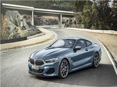 بالصور..تعرف على مواصفات سيارة BMW الفئة الثامنة