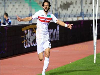 فيديو| محمود علاء: لا أفكر في التهديف.. وهمي كله مكسب الفريق