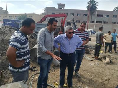الانتهاء من إعادة تأهيل محطة مياه «المرشحة» بطنطا