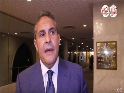 فيديو| طاهر أبوزيد: «أخبار اليوم» بيتى.. وتنظيمها بطولة البليارد يعكس مكانة مصر