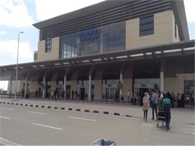 المصرية للمطارات توضح حقيقة واقعة مطار برج العرب