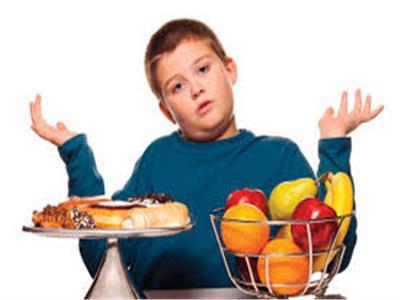 روشتة علاج السمنة عند الأطفال
