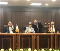 عاجل | وزيرة الصحة: مليون و٣٤٩ ألف مواطن ترددوا على مراكز مسح فيروس سي