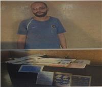 «الأموال العامة» تضبط صاحب مطبعة لتزويره ملصقات وزارة الصحة والسجل التجاري