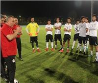 انطلاق معسكر منتخب مصر الأولمبي استعدادًا لودية الإمارات