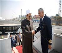 نشاط مكثف للإمام الأكبر في اليوم الثاني من زيارته لكازاخستان