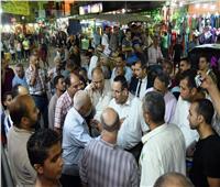 محافظ الإسكندرية يناشد المواطنين إبلاغ غرفة العمليات عن تجمعات القمامة