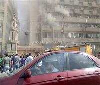 شاكر: حريق العباسية بسبب ماس كهربائي ولا خسائر في الأرواح
