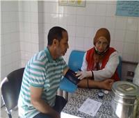 فحص 510 ألف و957 مواطن في حملة الرئيس بالبحيرة وإيجابية التحاليل لـ31854 مريض