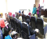 نائب محافظ أسيوط يشهد فعاليات «رائدات من أجل التنمية»