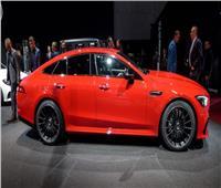 صور | «مرسيدس» تطلق سيارة الجيل الثالث «AMG GT 4»