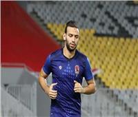 ميدو جابر يتعافى من الإصابة ويعلن جاهزيته لكأس مصر