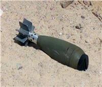 دفن جثة ضحية انفجار دانة مدفع بالجيزة عقب تشريحها