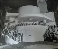 صور  لقطات نادرة من افتتاح دار الأوبرا المصرية 1988