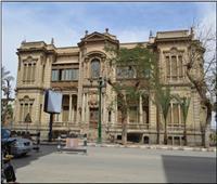 صور  أعمال ترميم قصر «الكسان» بأسيوط
