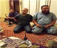 الهارب «صفوت زيدان» حارس «هشام عشماوي» في قبضة الجيش الليبي