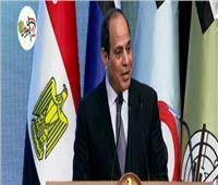 بالفيديو| الرئيس السيسي: نعيش الآن حالة حرب مشابهة لحرب أكتوبر