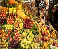 تباين أسعار الفاكهة في سوق العبور اليوم