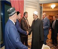 المؤسسات الإسلامية في أوزبكستان تحتفي بزيارة شيخ الأزهر