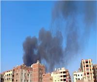 عاجل| أول تصريح من وزارة الصحة حول حريق مخازن حي الهرم