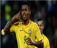 شاهد| البرازيل تتقدم علي السعودية في «السوبر كلاسيكو»