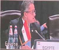 وزير الآثار أمام «الفرانكفونية»: مصر تحتضن 5 ملايين مواطن من دول الجوار
