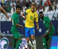 شاهد| البرازيل تفوز على السعودية في «السوبر كلاسيكو»