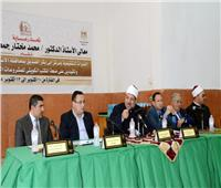 جمعة: وزارة الأوقاف تعمل على نشر الفكر الإسلامي الوسطي الصحيح