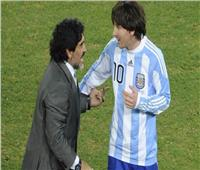 مارادونا يهاجم ميسي بسبب ابتعاده عن منتخب التانجو
