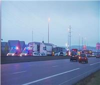 مقتل 11 يعتقد أنهم مهاجرون في حادث مروري باليونان
