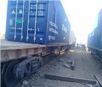 السكة الحديد تسير رحلات نقل بضائع إلى السد العالي