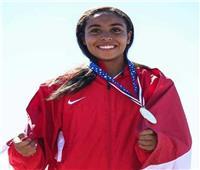 سلمى أيمن تحصد أول ذهبية لمصر في أولمبياد الشباب بالأرجنتين