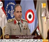 المتحدث العسكري: انتهاء تنفيذ 145 مشروعا من أصل 310 بسيناء