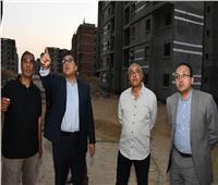 بالصور.. «مدبولي» يتفقد الإسكان الاجتماعي بأكتوبر الجديدة وسكن مصر