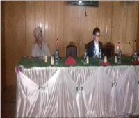 حفل لاستقبال الطلاب الجدد بـ«آداب الفيوم»