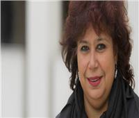 إيناس عبد الدايم تتسلم شعلة مؤتمر وزراء الثقافة العرب