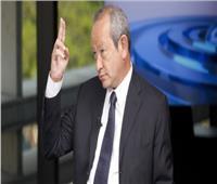 شاهد| حوار بين ساويرس ووزير الرياضة السابق بسبب الزمالك