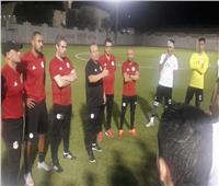 المنتخب الأولمبي يختتم تدريباته استعداداً للقاء الإمارات