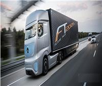 صور .. شاحنات جديدة تغير وجه مستقبل النقل البري