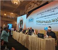 وزير الأوقاف بمؤتمر الإفتاء: نرحب بتدريب أئمة العالم مجانًا في مصر